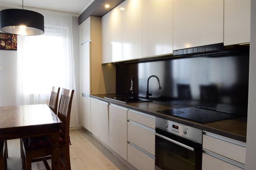 Trzypokojowy apartament na Przymorzu