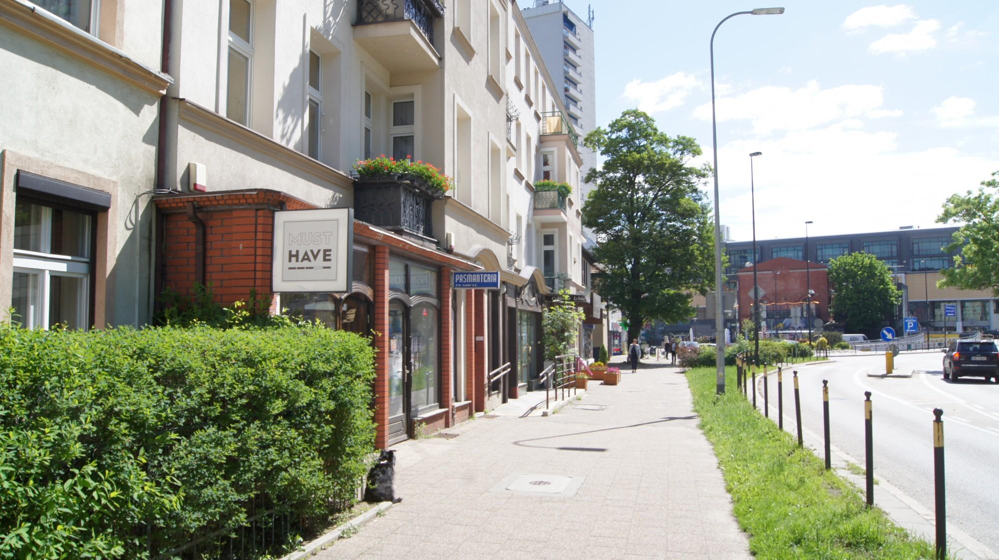Lokal handlowo-usługowy w Centrum Wrzeszcza